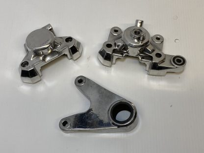 Suzuki GSX-R 750 Chrome Rear Brake Parts